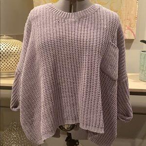 Super soft oversized sweater!